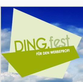 DING.fest Logo